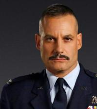Adrian Pasdar as Glenn Talbot in Marvel's Agents of SHIELD. Image © Marvel