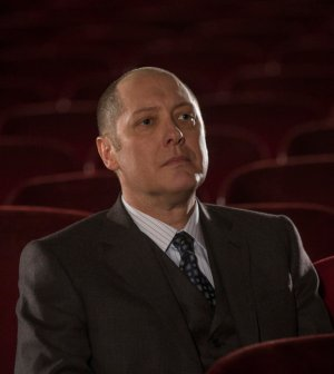 "Pictured: James Spader as Raymond ""Red"" Reddington in NBC's The Blacklist- (Photo by: Eric Liebowitz/NBC)"