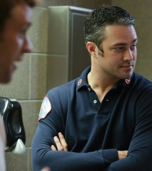 Tv review chicago fire s quot until your feet leave the ground quot leaves us