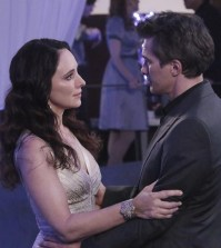 (ABC/Richard Cartwright) MADELEINE STOWE, OLIVIER MARTINEZ