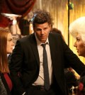 David Boreanaz as Booth. Image © FOX