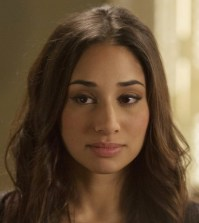 Pictured: Meaghan Rath as Sally Malik -- Photo by: Pana Pantazidis/Syfy