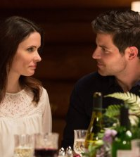 Pictured: (l-r) Bitsie Tulloch as Juliette Silverton, David Giuntoli as Nick Burkhardt -- (Photo by: Scott Green/NBC)