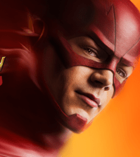 Grant Gustin as Barry Allen/The Flash. Image © The CW