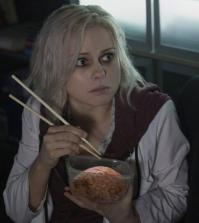 "Rose McIver as Liv in the CW's Upcoming ""iZombie"""