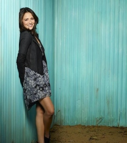 Italia Ricci. Photo by: ABC FAMILY/Craig Sjodin