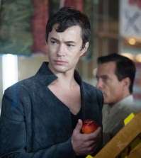 Tom Wisdom as Michael (Photo by: Ilze Kitshoff/Syfy)