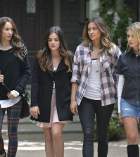 (ABC FAMILY/Eric McCandless) TROIAN BELLISARIO, LUCY HALE, SHAY MITCHELL, ASHLEY BENSON