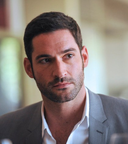 Pictured: Tom Ellis as Dr. William Rush -- (Photo by: Alan Zenuk/USA Network)