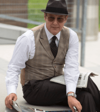 James Spader as Red Reddington