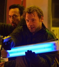 Pictured: (L-R) Kevin Durand as Vasily Fet, Cory Stoll as Ephraim Goodweather -- CR: Michael Gibson/FX