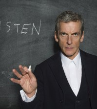 Picture Shows:  The Doctor (PETER CAPALDI) - (C) BBC - Photographer: Adrian Rogers