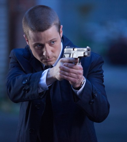Ben McKenzie as Detective James Gordon in GOTHAM | Co. Cr: Jessica Miglio/FOX