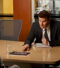 Pictured: David Boreanaz as Booth. Co.  Cr:  Jennifer Clasen/FOX