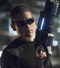 Pictured: Wentworth Miller as Leonard Snart -- Photo: Cate Cameron/The CW