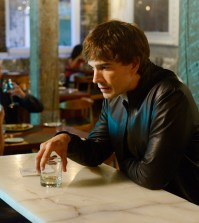 Pictured: Christopher Gorham as Auggie Anderson -- (Photo by: Steve Wilkie/USA Network)