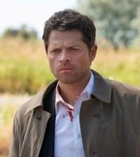 Misha Collins as Castiel. Image © CW Network