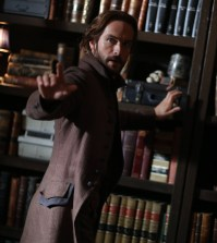 Pictured: Tom Mison as Ichabod Crane. Co. CR: Fred Norris/FOX