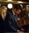 Pictured (L-R): Claire Holt as Rebekah and Daniel Gillies as Elijah -- Photo: Guy D'Alema/The CW