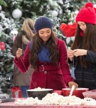 Pictured (L-R): Kat Graham as Bonnie and Nina Dobrev as Elena. Photo: Bob Mahoney/The CW