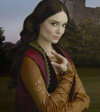 "ABC's ""Galavant"" stars Mallory Jansen as Madalena. (ABC/Bob D'Amico)"