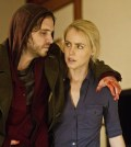 Pictured: (l-r) Aaron Stanford as Cole, Amanda Schull as Railly -- (Photo  by: Alicia Gbur/Syfy)