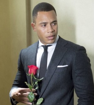 Trai Byers marriage