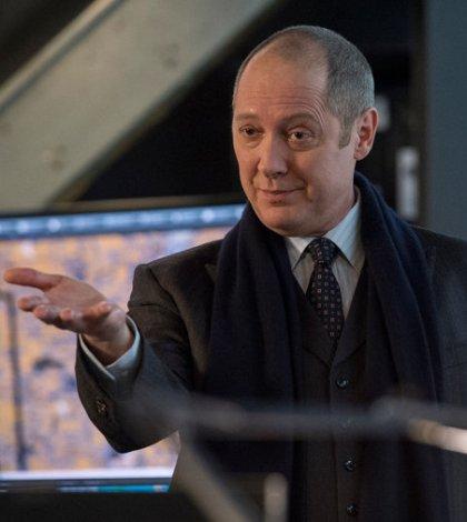 James Spader as Red Reddington in The Blacklist. Image © NBC