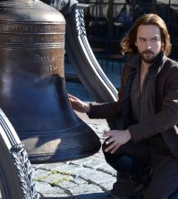 Tom Mison as Ichabod Crane. Co. CR: Brownie Harris/FOX