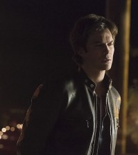 Pictured: Ian Somerhalder as Damon -- Photo: Tina Rowden/The CW