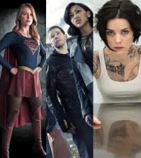 Monday Night Fall Lineup: Supergirl (CBS), Minority Report (FOX), Blindspot (NBC)