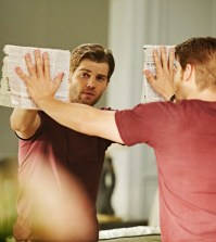Pictured: Mike Vogel as Ricky Stormgren -- (Photo by: Narelle Portanier/Syfy)