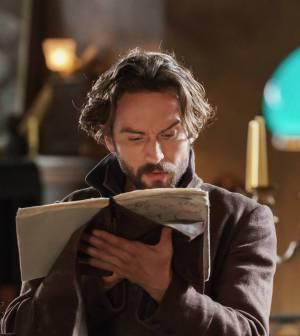 Tom Mison as Ichabod Crane | Co. Cr: Tina Rowden/FOX.