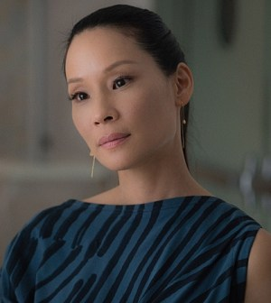 Pictured Lucy Liu as Joan Watson Photo:  Michael Parmelee/CBS