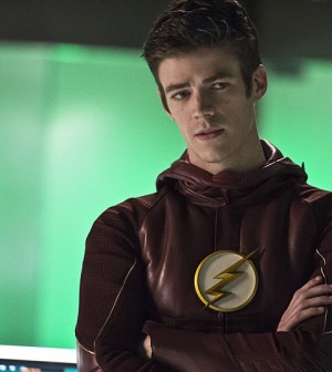 Pictured: Grant Gustin as Barry Allen -- Photo: Cate Cameron/The CW