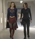 Pictured left to right: Melissa Benoist and Chyler Leigh Photo: Darren Michaels/Warner Bros. Entertainment Inc.