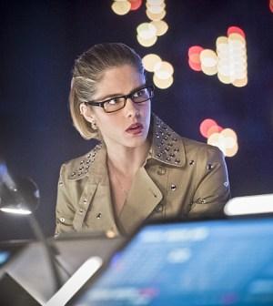 Pictured: Emily Bett Rickards as Felicity Smoak -- Photo: Dean Buscher/The CW