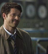 Pictured: Misha Collins as Castiel -- Photo: Bettina Strauss/The CW