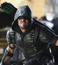 Pictured: Stephen Amell as Green Arrow -- Photo: Bettina Strauss/The CW