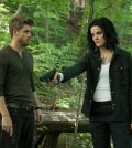 Pictured: (l-r) Luke Mitchell as Roman, Jaimie Alexander as Jane Doe -- (Photo by: Peter Kramer/NBC)