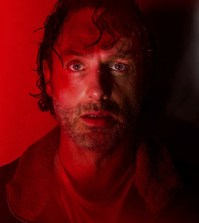 Andrew Lincoln as Rick Grimes   Photo © AMC