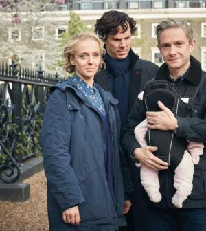 Sherlock Season 4. Photo © BBC