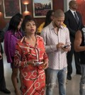 """EMPIRE: Pictured L-R: Trai Byers, Serayah McNeal,Taraji P. Henson, Jussie Smollett and Bryshere Gray in the """"Chimes at Midnight"""" episode of EMPIRE 