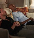 """Pictured L-R: Clayne Crawford and Damon Wayans in the """"Fashion Police"""" episode of LETHAL WEAPON 