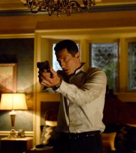 Pictured: Sasha Roiz as Sean Renard, Renard, Renard -- (Photo by: Allyson Riggs/NBC)