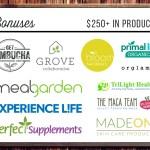 BONUSES – 2016 Ultimate Healthy Living Bundle Bonuses