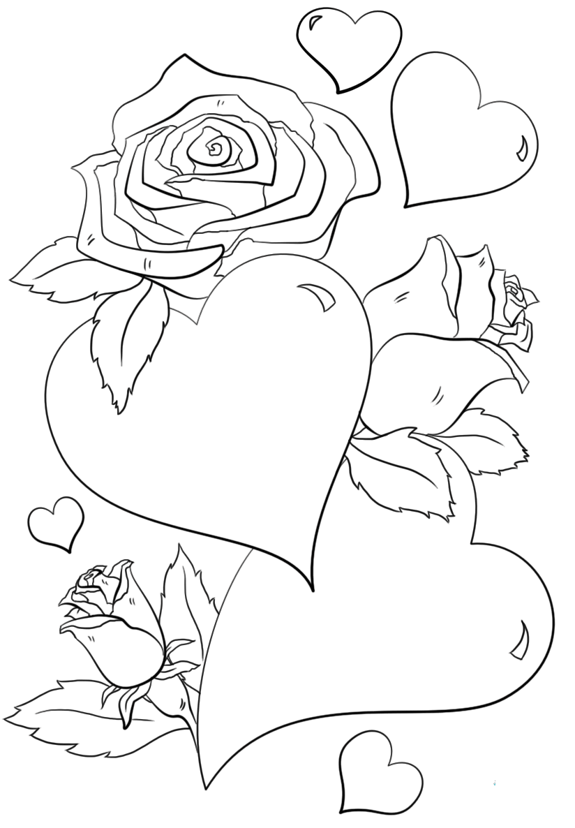 coloring sheets of flowers printables fresh free printable