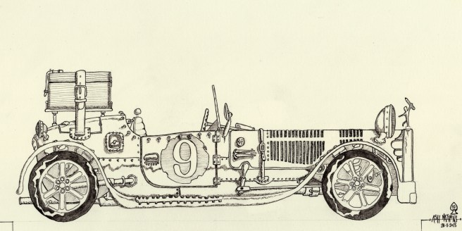 The ol' jalopy
