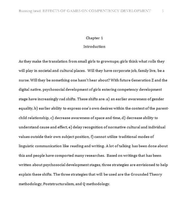Dissertation Proposal On Capital Structure