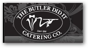 The Butler Did It Catering logo